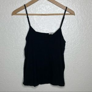 Madewell Semi Cropped V-Neck Cami